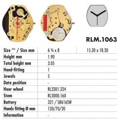 RONDA 1063