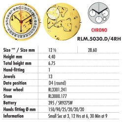 RONDA 5030D-D4