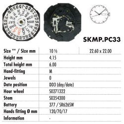 HATTORY PC33