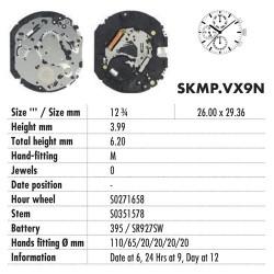 HATTORY VX9N