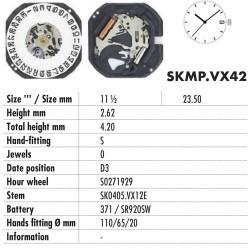 HATTORY VX42