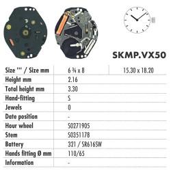 HATTORY VX50