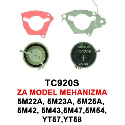 Seiko akumulator TC920S