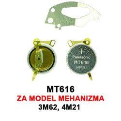 Seiko akumulator MT616