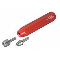 Horotec alat za izbacivanje krunice sa 2 ključa