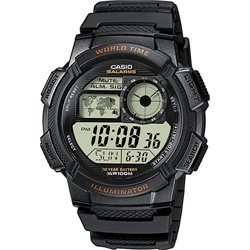 Ručni sat digitalni Casio AE-1000W-1A